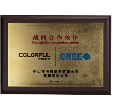 CREE Gold Strategy Partner